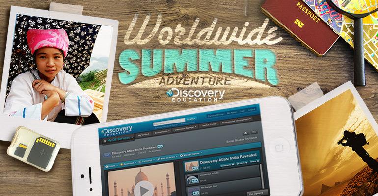Worldwide Summer Adventure Kensington Park Elementary