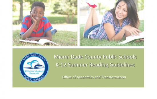 K-12 Summer Reading Guidelines