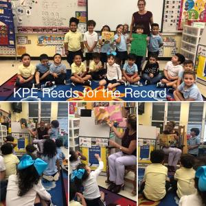 KPE Reads for the Record